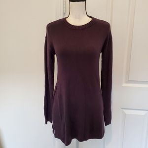 Guess by Marciano purple Crew Neck Sweater Sz S